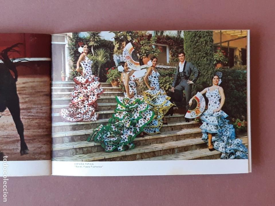 Postales: LIBRITO 32 FOTOS. TAMAÑO POSTAL. RECUERDO DE MADRID. FISA. 1976. - Foto 6 - 231867170