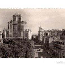 Cartoline: MADRID.- PLAZA DE ESPAÑA.. Lote 232747780