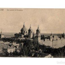 Postales: MONASTERIO DEL ESCORIAL.(MADRID).- VISTA GENERAL.. Lote 233821695