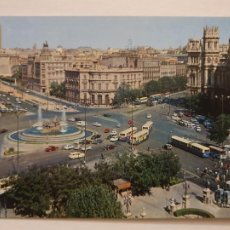 Postais: MADRID - LA CIBELES - CABINA DE TELÉFONOS - P41736. Lote 234137970