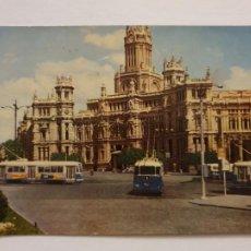 Postais: MADRID - CASA DE CORREOS - TRANVÍA - P41751. Lote 234140680