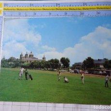Postales: POSTAL DE MADRID. AÑO 1973. EL ESCORIAL HERRERÍA CLUB DE GOLF. 68 PATRIMONIO. 130. Lote 234561660