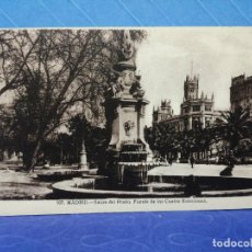 Postales: POSTAL MADRID 137 SALÓN, DEL PRADO EDITA GRAFOS. Lote 234604645