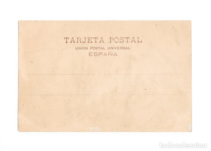 Postales: CERCEDILLA.( MADRID).- VISTA DESDE LA ESTACIÓN DEL FERROCARRIL. - Foto 2 - 234732495