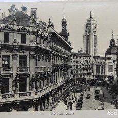 Postales: P-12124. MADRID. CALLE DE SEVILLA. RAPIDE. SIN CIRCULAR. AÑOS 20.. Lote 235059760