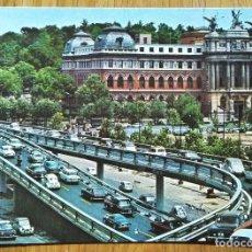 Postais: MADRID - GLORIETA DEL EMPERADOR CARLOS V. Lote 235646585