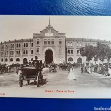 Postales: ANTIGUA POSTA PLAZA DE TOROS DE MADRID. Lote 236357930