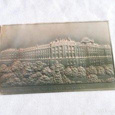 Postales: TARJETA POSTAL EN RELIEVE DEL PALACIO REAL DE MADRID. EDITORIAL M S J B.. Lote 236412935