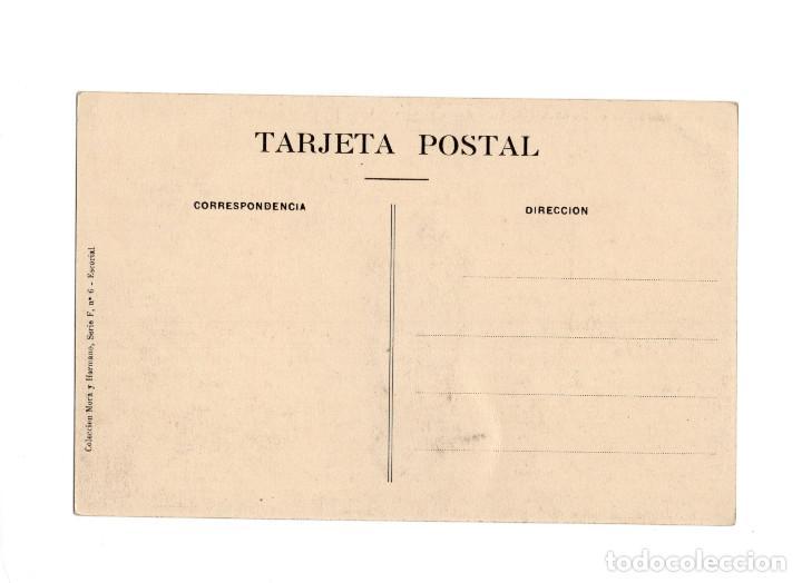 Postales: MONASTERIO DEL ESCORIAL.(MADRID).- VISTA DESDE EL CERVUNAL. - Foto 2 - 236790345