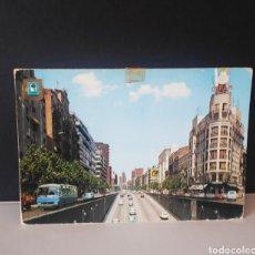 Postales: POSTAL MADRID AVENIDA FRANCISCO SILVELA ESPAÑA. Lote 236915710