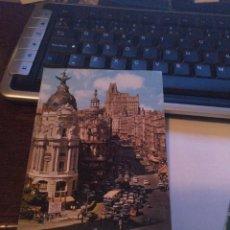 Postales: MADRID, AVENIDA DE JOSÉ ANTONIO. Lote 237005345