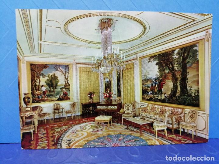 POSTAL MADRID PALACIO DE LA, MONCLOA POSTALES PATRIMONIO NACIONAL (Postales - España - Madrid Moderna (desde 1940))