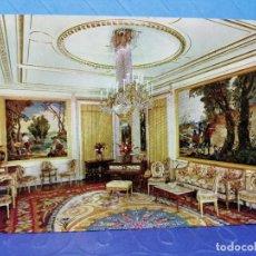 Postales: POSTAL MADRID PALACIO DE LA, MONCLOA POSTALES PATRIMONIO NACIONAL. Lote 237024730