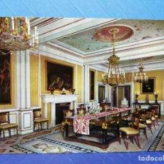 Postales: POSTAL MADRID PALACIO DE LA, MONCLOA POSTALES PATRIMONIO NACIONAL. Lote 237024740