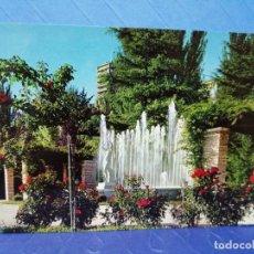 Postales: POSTAL MADRID LA ROSALEDA Y FUENTE BEASCOA. Lote 237024760