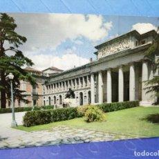 Postales: POSTAL MADRID MUSEO DEL PRADO GARCÍA GARRABELLA. Lote 237024770