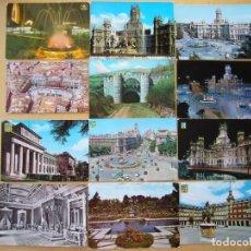 Postales: LOTE 47 POSTALES DE MADRID. Lote 237561250