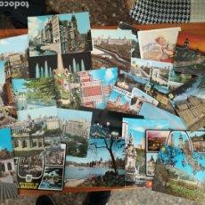 Postales: 23 POSTALES MADRID ESCORIAL. AÑOS 60. Lote 238427735