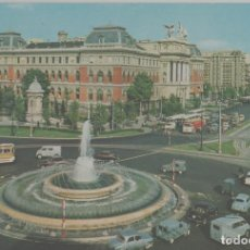 Postales: LOTE V-POSTAL MADRID SELLOS. Lote 238578085