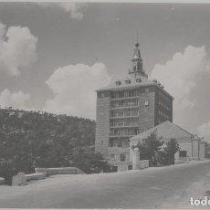 Postales: LOTE V-POSTAL PUERTO DE NAVACERRADA MADRID SELLO. Lote 238578195
