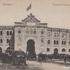 Cartes Postales: POSTAL MADRID - PLAZA DE TOROS - ROIG. Lote 239592190