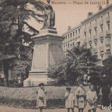 Postales: POSTAL MADRID - PLAZA DE ISABEL II - ROIG. Lote 240400565
