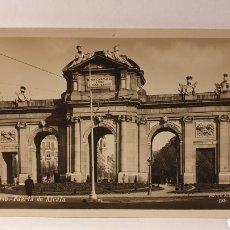 Postales: MADRID/ PUERTA DE ALCALA/ SIN CIRCULAR/ (D.236). Lote 240929040