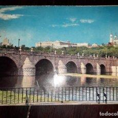 Postales: Nº 5464 POSTAL MADRID PUENTE DE SEGOVIA. Lote 241836845