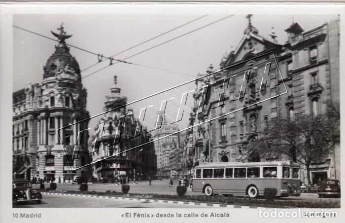 Postales: POSTALES ANTIGUAS MADRID. AÑOS 50-60. ACORDEÓN 9 UNIDADES - Foto 6 - 242173405