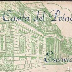 Postales: MADRID, ESCORIAL, CASITA DEL PRINCIPE. BLOK POSTAL COMPLETO CON 20 VISTAS. ED. HAUSER Y MENET. Lote 242944550