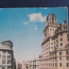 Postales: LOTE 071220-70 MADRID AVENIDA DE JOSE ANTONIO 1961. Lote 243224900