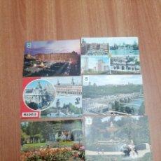 Postales: LOTE 30 POSTALES MADRID. Lote 243273435