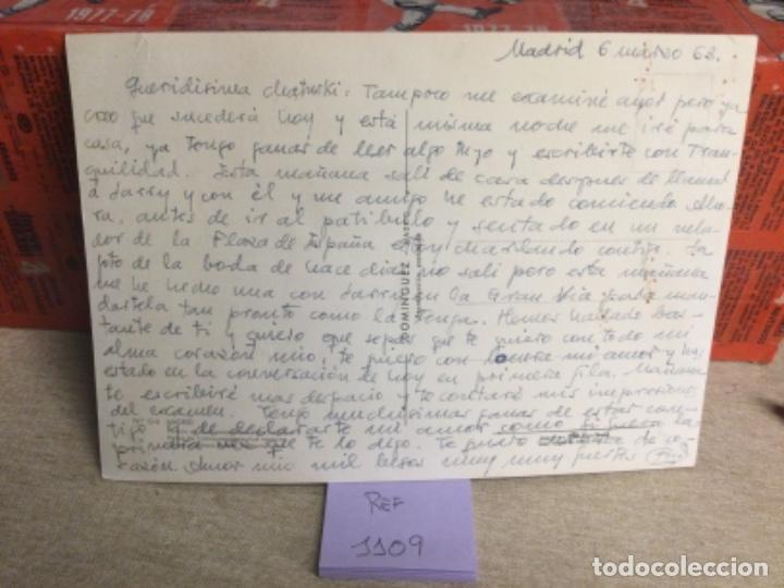 Postales: Postal antigua MADRID - PALACIO DE COMUNICACIONES - -(ref,1109) 15 x 20,5 cms aprx - Foto 2 - 243689900