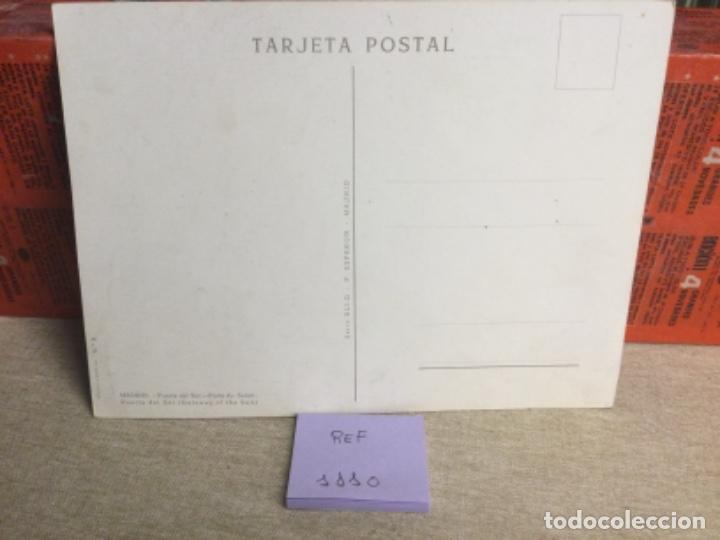 Postales: Postal antigua MADRID - PUERTA DEL SOL - -(ref,1110) 15 x 20,5 cms aprx - Foto 2 - 243689930
