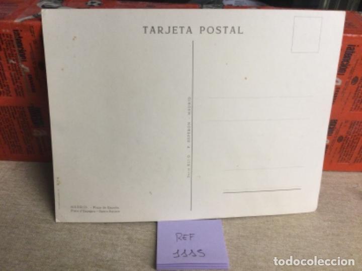 Postales: Postal antigua MADRID - PLAZA DE ESPAÑA - -(ref,1115 ) 15 x 20,5 cms aprx - Foto 2 - 243690150