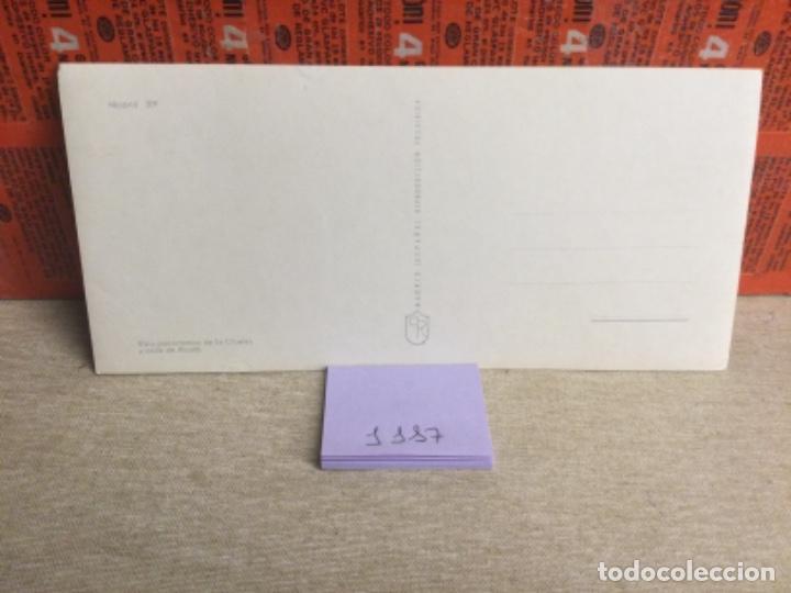 Postales: Postal antigua MADRID - PANORÁMICA LA CIBELES - -(ref,1117 ) 10 x 20 aprx - Foto 2 - 243690290