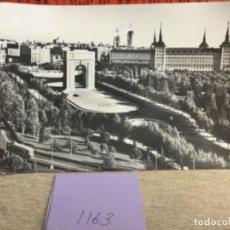 Postales: POSTAL ANTIGUA. BLANCO Y NEGRO - MADRID - REF, 1163. Lote 243797025