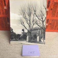 Postales: POSTAL ANTIGUA. BLANCO Y NEGRO - MADRID - REF, 1165. Lote 243797725