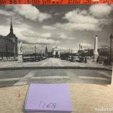 Postales: POSTAL ANTIGUA. BLANCO Y NEGRO - MADRID - REF, 1168. Lote 243801975