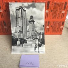 Postales: POSTAL ANTIGUA. BLANCO Y NEGRO - MADRID - REF, 1172. Lote 243802970