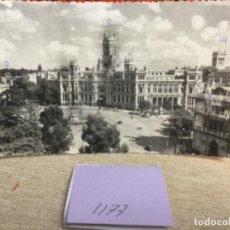 Postales: POSTAL ANTIGUA. BLANCO Y NEGRO - MADRID - REF, 1177. Lote 243804040