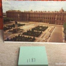 Postales: POSTAL ANTIGUA. - MADRID - REF, 1181 PALACIO REAL. Lote 243805930