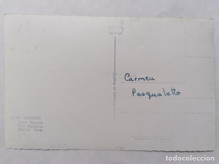 Postales: POSTAL MADRID, VISTA PARCIAL - Foto 2 - 244467350