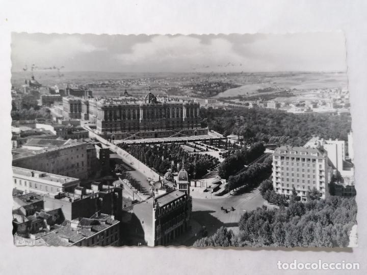 POSTAL MADRID, VISTA PARCIAL (Postales - España - Madrid Moderna (desde 1940))