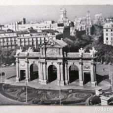 Postales: POSTAL MADRID, PUERTA DE ALCALA, AÑOS 60. Lote 244468275