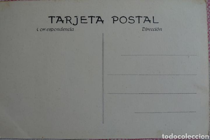 Postales: Aranjuez postal 9 X 13 ctms, Palacio Real dormitorio de Alfonso XII... - Foto 2 - 244499515