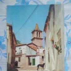 Postales: POSTAL COLMENAR VIEJO, MADRID, VISTA TIPICA. Lote 244667795