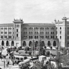 Postales: POSTAL FOTOGRAFICA ANTIGUA MADRID, PLAZA DE TOROS. Lote 244680510