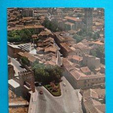 Postales: ALCALA DE HENARES.- VISTA AEREA DE LA PUERTA DE MADRID.Nº21. Lote 244728115