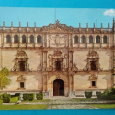 Postales: ALCALÁ DE HENARES. FACHADA DE LA UNIVERSIDAD. ED. VISTABELLA Nº1. Lote 244729085